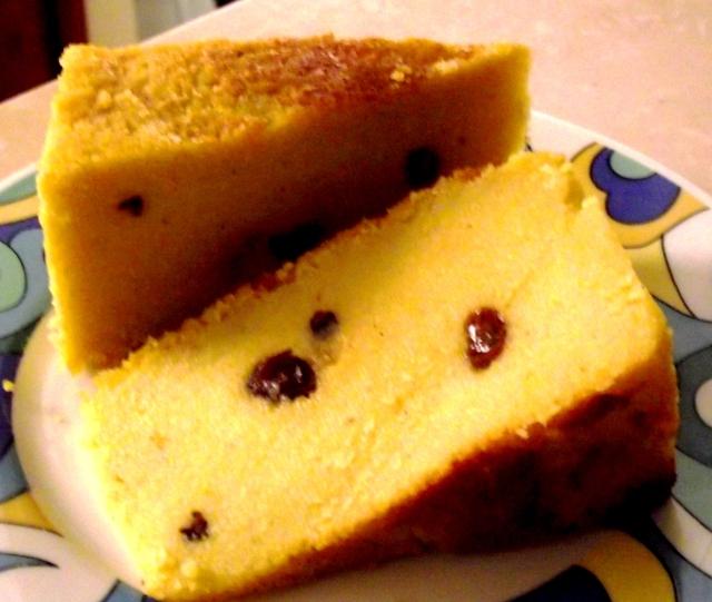 arepa de maíz dulce dominicana