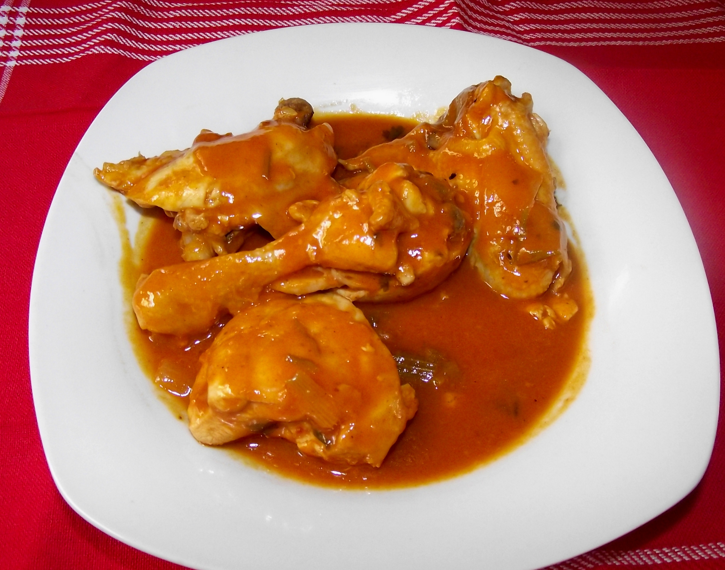 Pollo guisado related keywords pollo guisado long tail for Como cocinar pollo