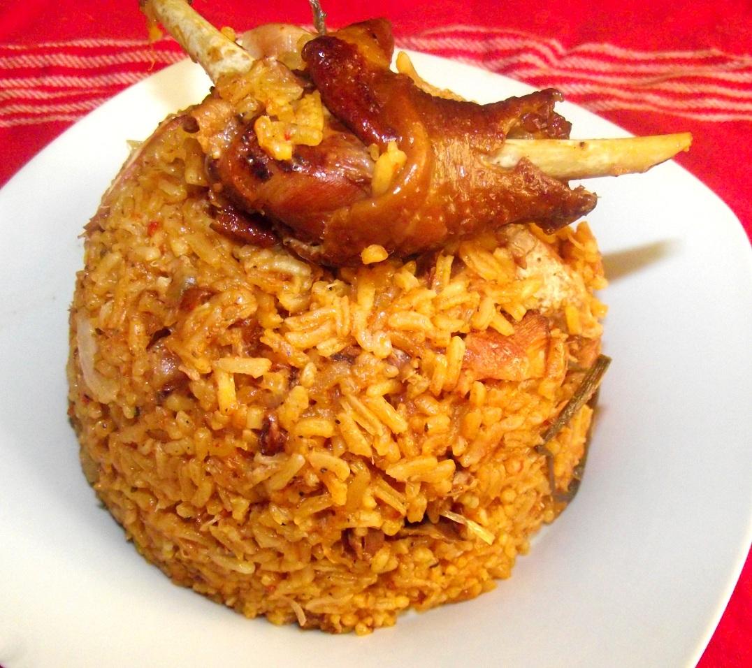 Secretos de la cocina dominicana locrio de gallina for Cocina dominicana