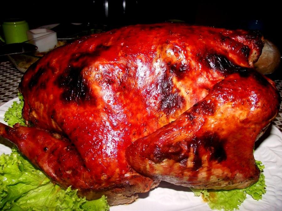 yuca mofongo stuffed turkey