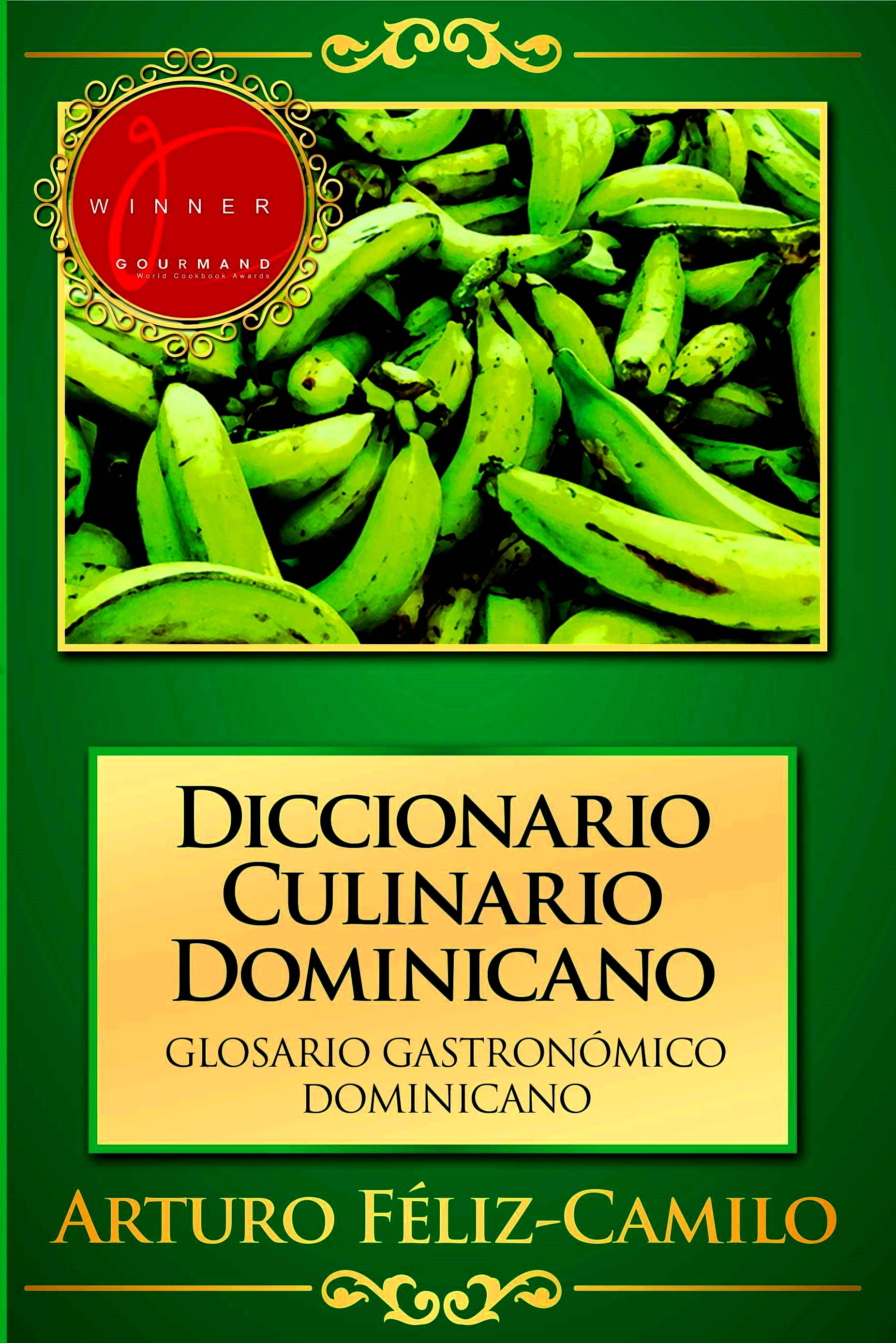 """Diccionario Culinario Dominicano"""