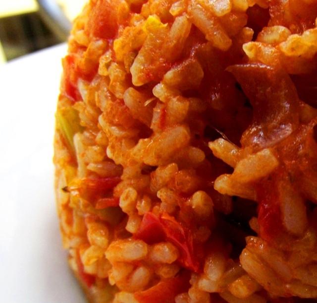 locrio de gazpacho