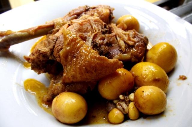 gallina criolla