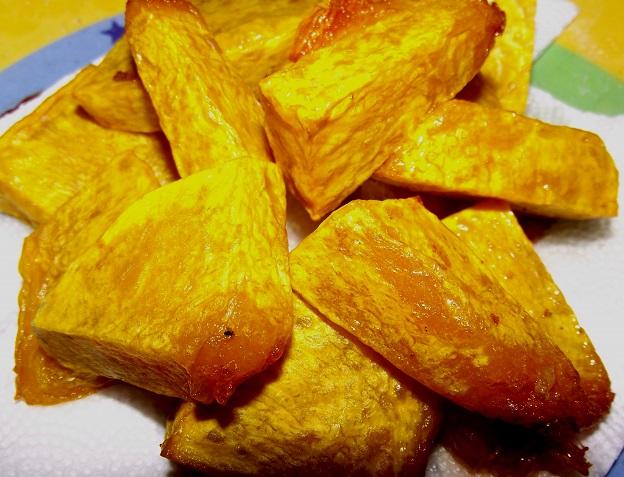 auyama frita