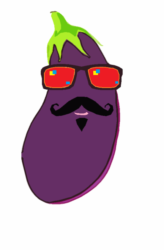 Mr. Eggplant