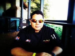 Chef Arturo Féliz-Camilo