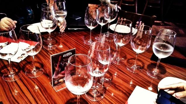 Los vinos y la mesa