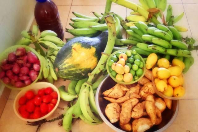 Algunos de nuestros productos naturales