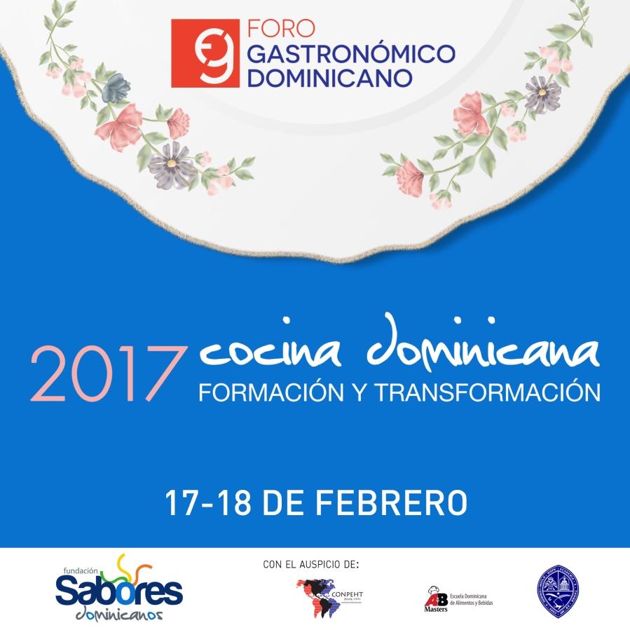III Foro Gastronomico Dominicano
