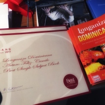 "Longaniza Dominicana ""Best in the World"""