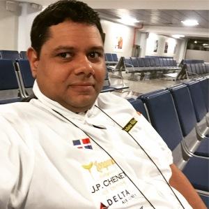Chef Arturo Féliz-Camilo camino a New York