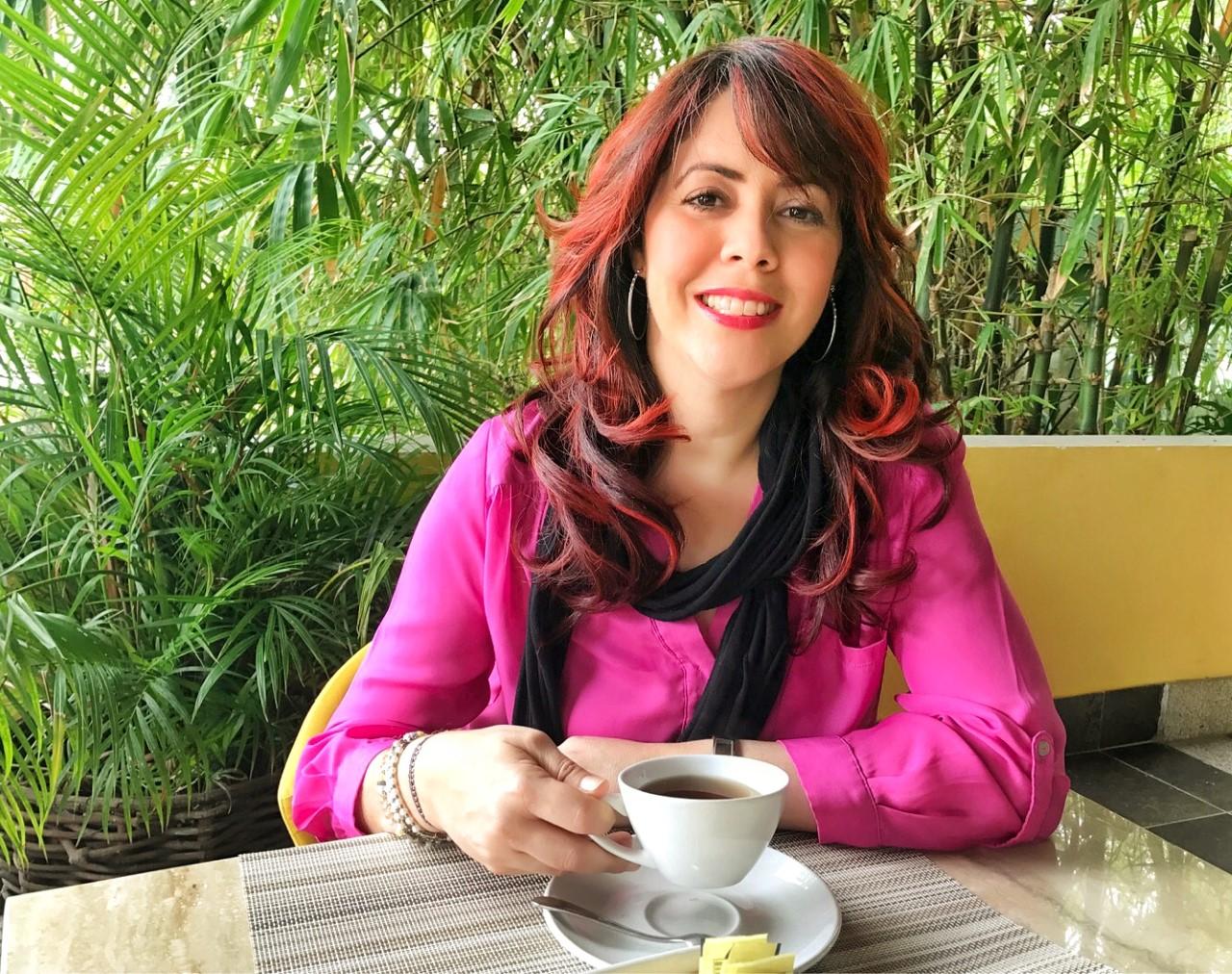 Elaine Hernandez