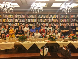 Quinta cena Yantai Wine Bay Club
