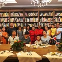 Sexta Cena, Festival de la Cocina Dominicana en Yantai, China