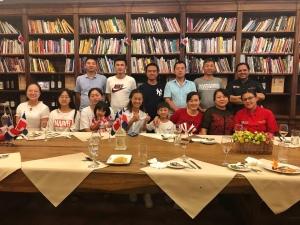 9na Cena Festival de La Cocina Dominicana en Yantai, China