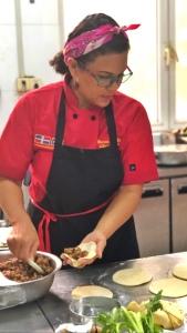 Chef Zobeira Gil