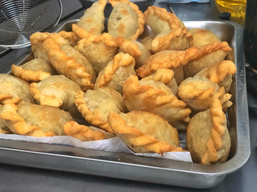 Las empanadas criollas