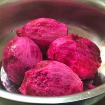 Las pitajayas (Dragonfruit)