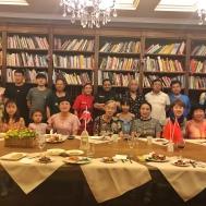 Décimo-sexta cena en el marco del Festival de La Cocina Dominicana en China (Yantai, 2019)